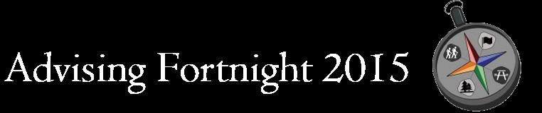 Advising Fortnight 2015